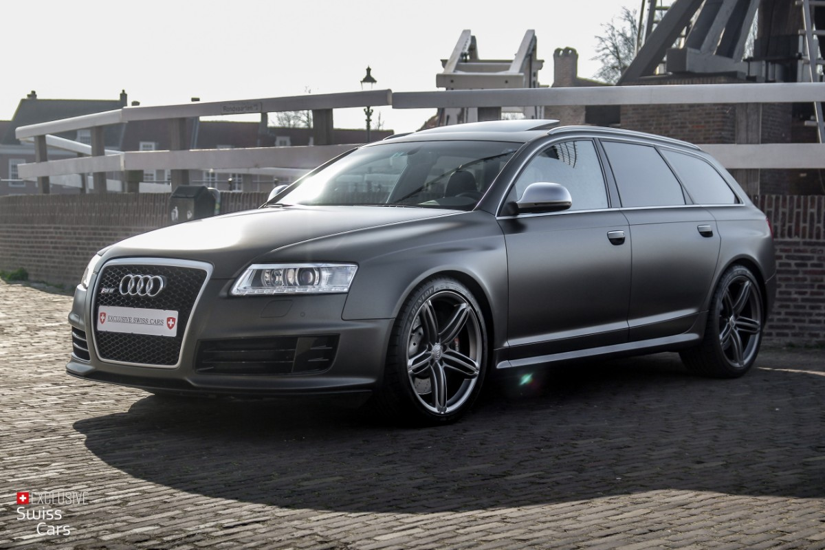 ORshoots - Exclusive Swiss Cars - Audi RS6 - Met WM (1)