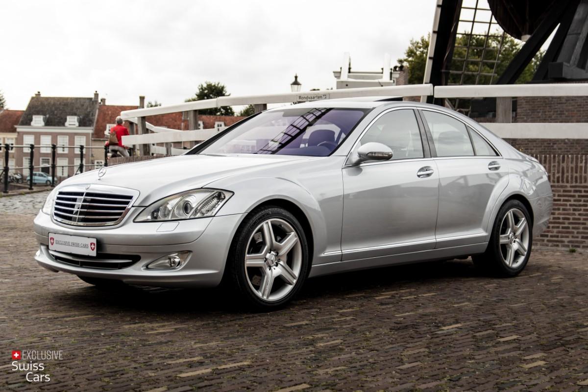 ORshoots - Exclusive Swiss Cars - Mercedes S500 - Met WM (1)