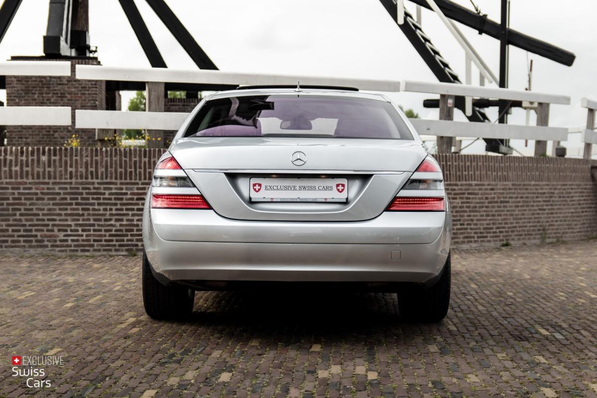 ORshoots - Exclusive Swiss Cars - Mercedes S500 - Met WM (12)