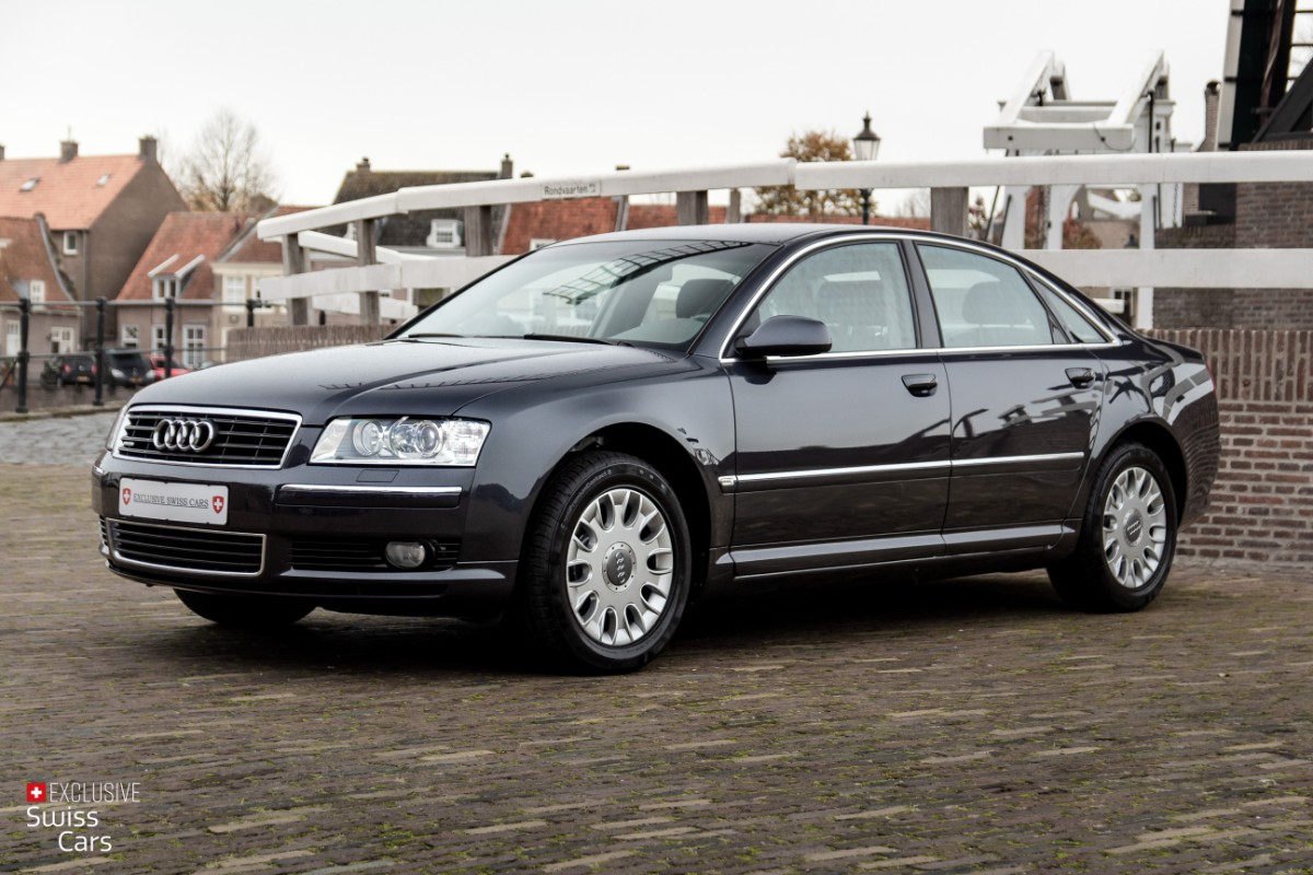 ORshoots - Exclusive Swiss Cars - Audi A8 - Met WM (1)