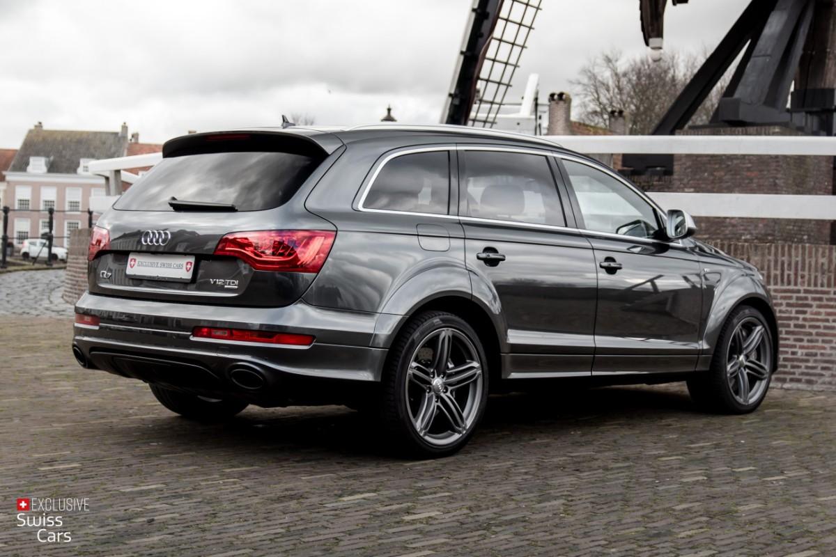 ORshoots - Exclusive Swiss Cars - Audi Q7 V12 - Met WM (13)