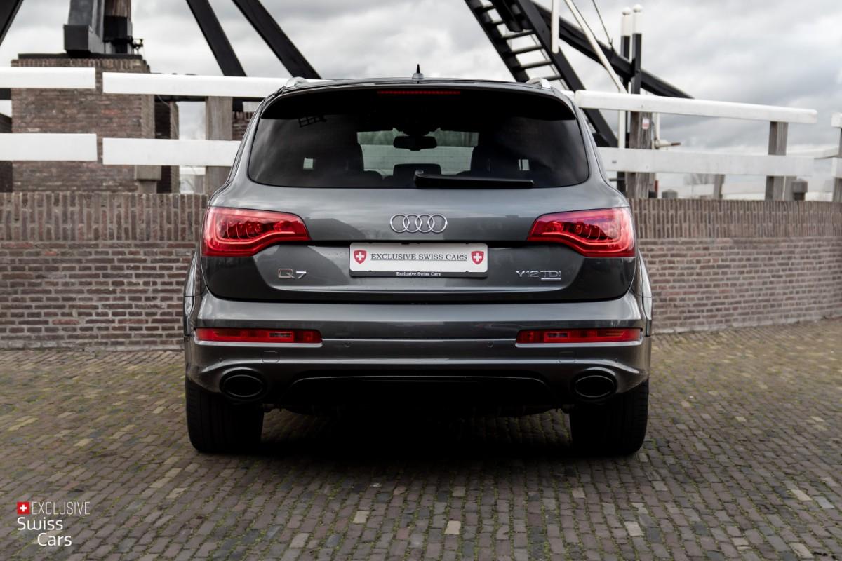 ORshoots - Exclusive Swiss Cars - Audi Q7 V12 - Met WM (15)
