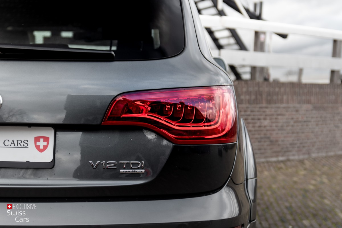 ORshoots - Exclusive Swiss Cars - Audi Q7 V12 - Met WM (16)