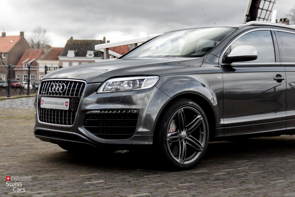 ORshoots - Exclusive Swiss Cars - Audi Q7 V12 - Met WM (2)