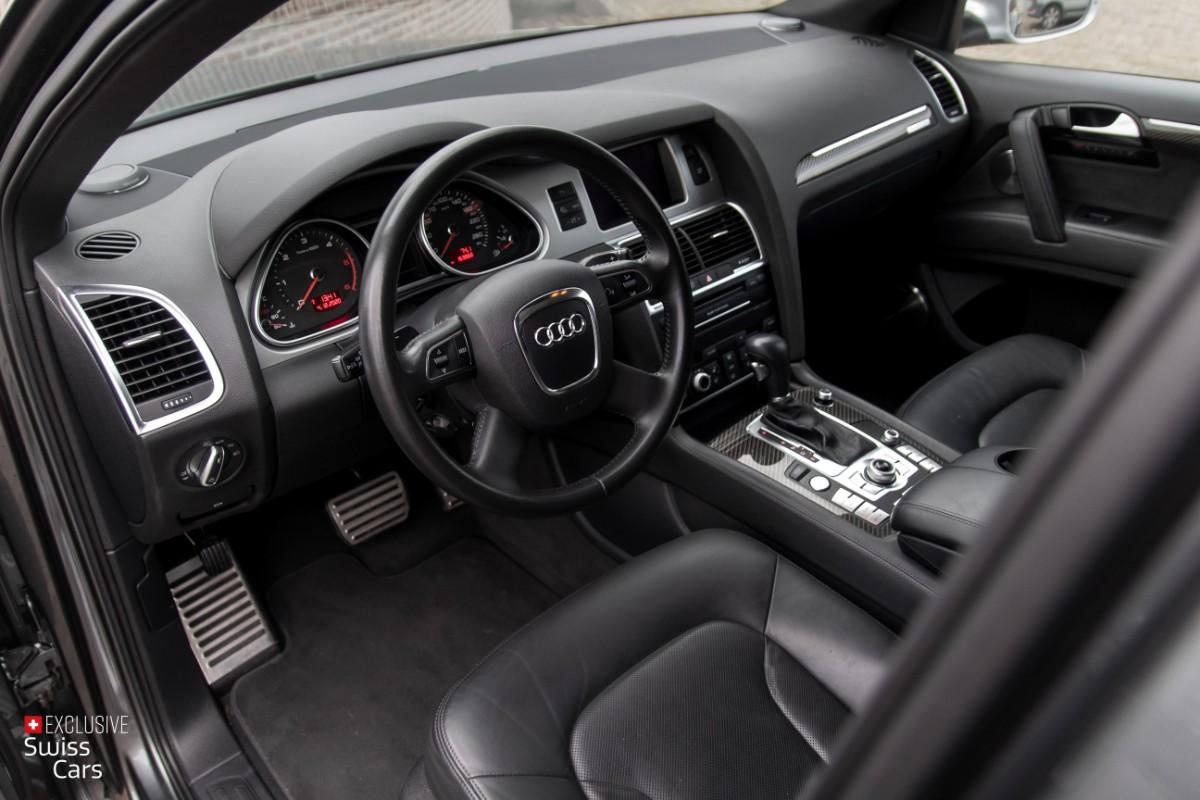ORshoots - Exclusive Swiss Cars - Audi Q7 V12 - Met WM (21)