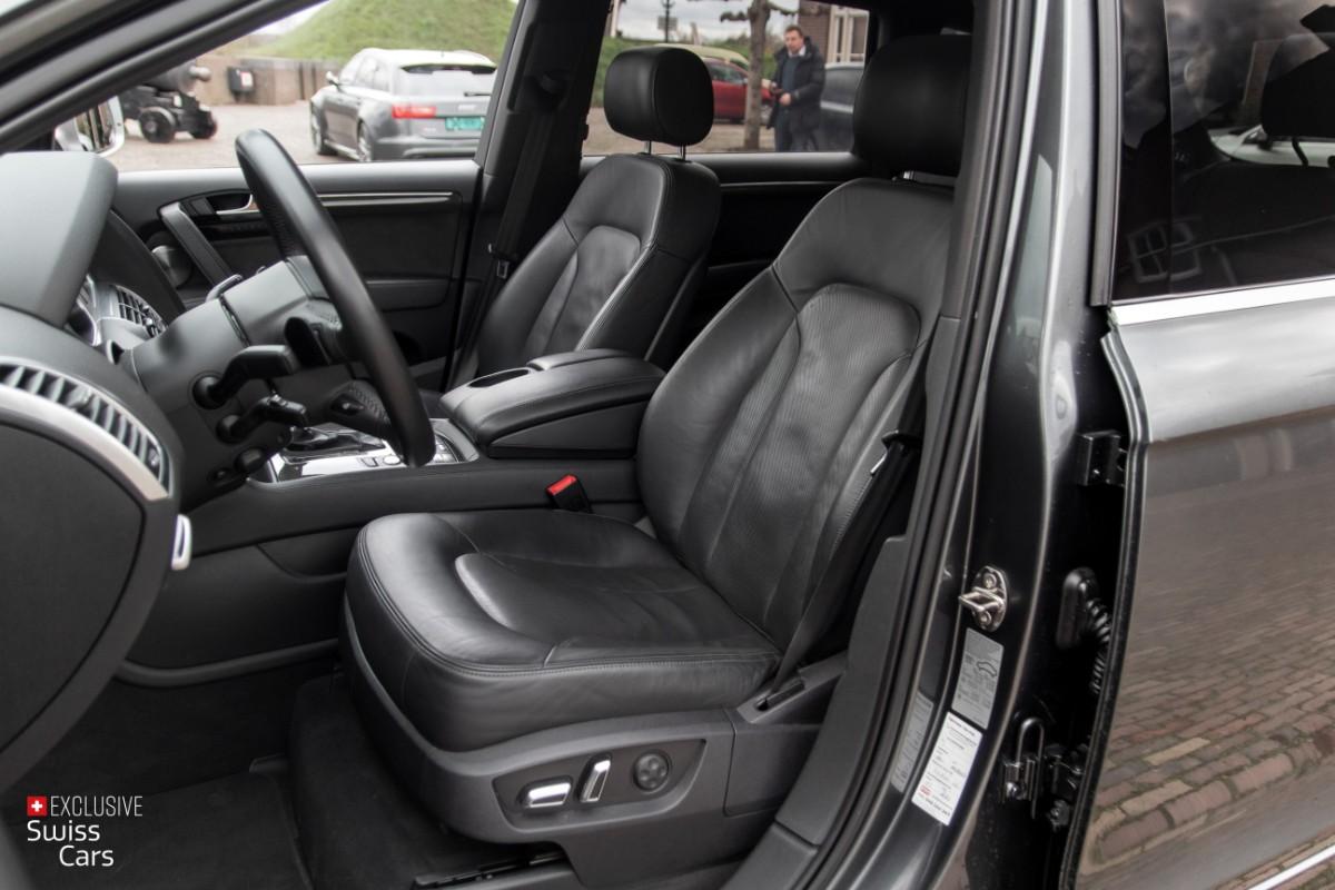 ORshoots - Exclusive Swiss Cars - Audi Q7 V12 - Met WM (29)