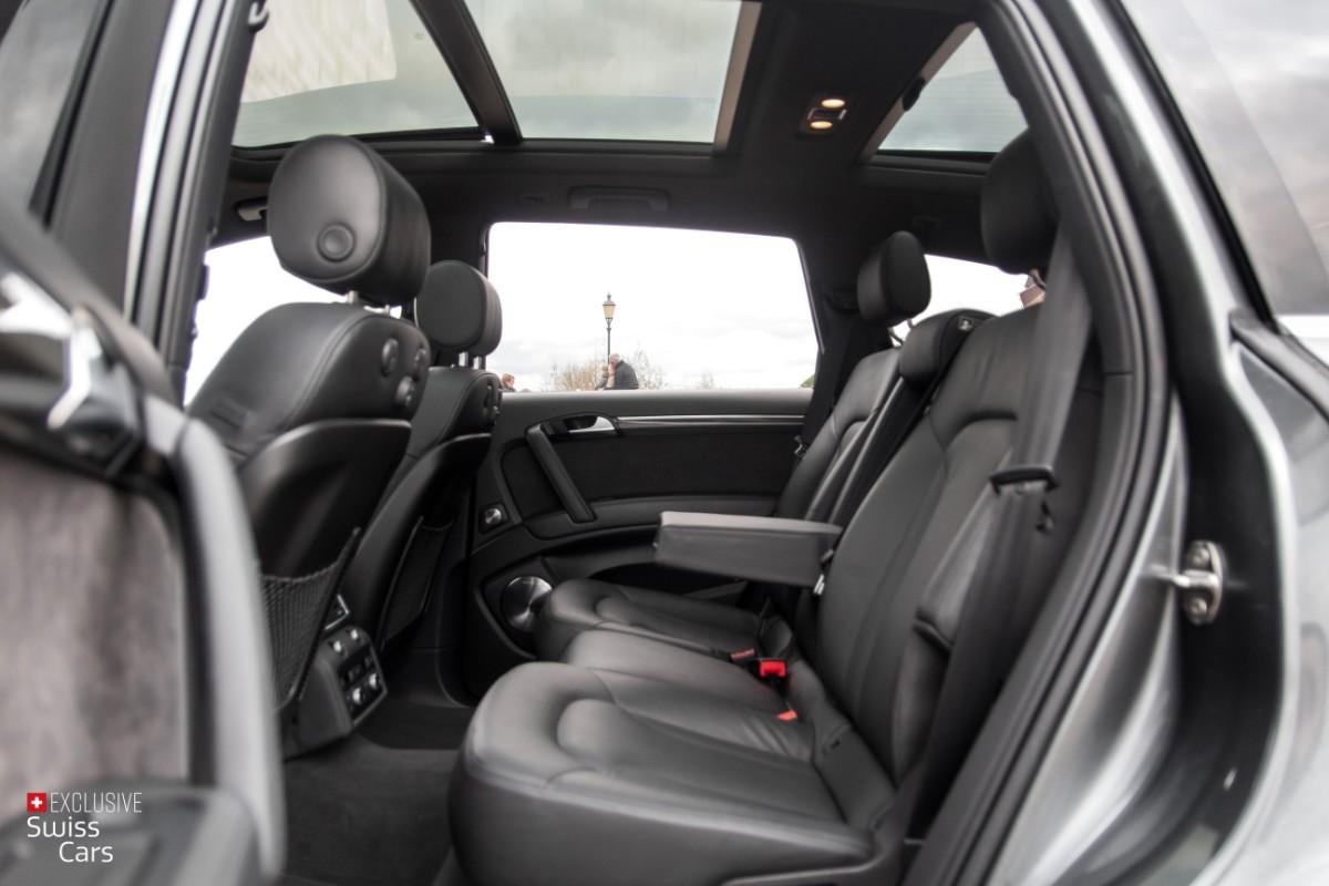 ORshoots - Exclusive Swiss Cars - Audi Q7 V12 - Met WM (30)