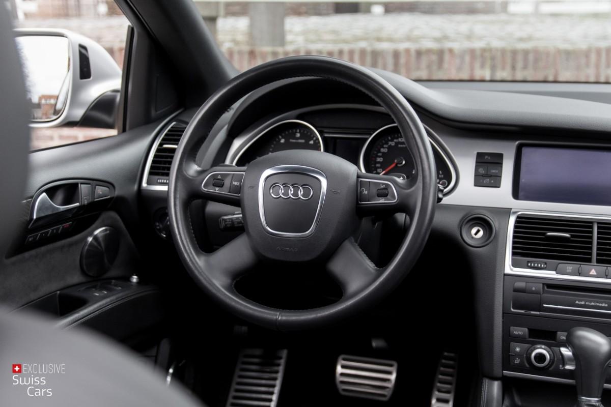 ORshoots - Exclusive Swiss Cars - Audi Q7 V12 - Met WM (39)