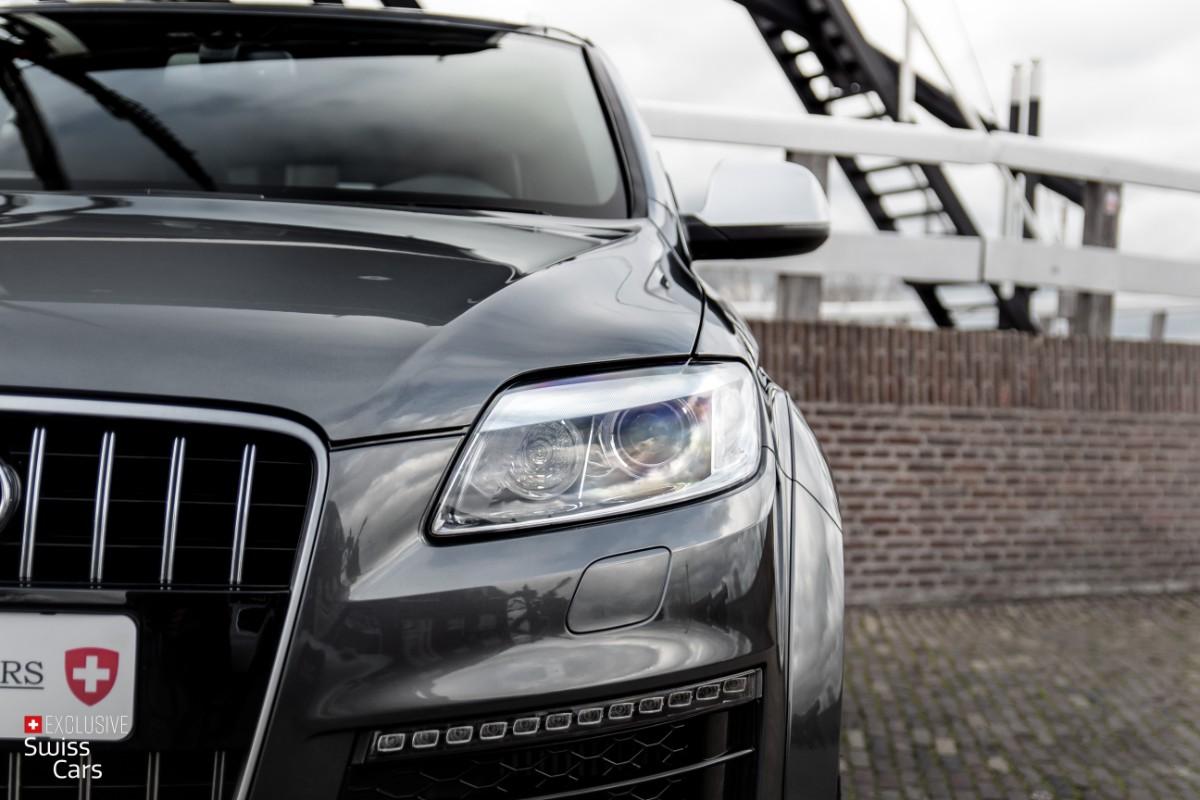 ORshoots - Exclusive Swiss Cars - Audi Q7 V12 - Met WM (4)