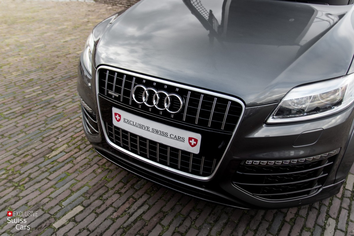 ORshoots - Exclusive Swiss Cars - Audi Q7 V12 - Met WM (5)