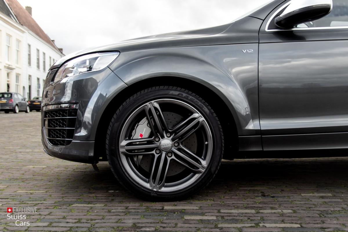 ORshoots - Exclusive Swiss Cars - Audi Q7 V12 - Met WM (7)