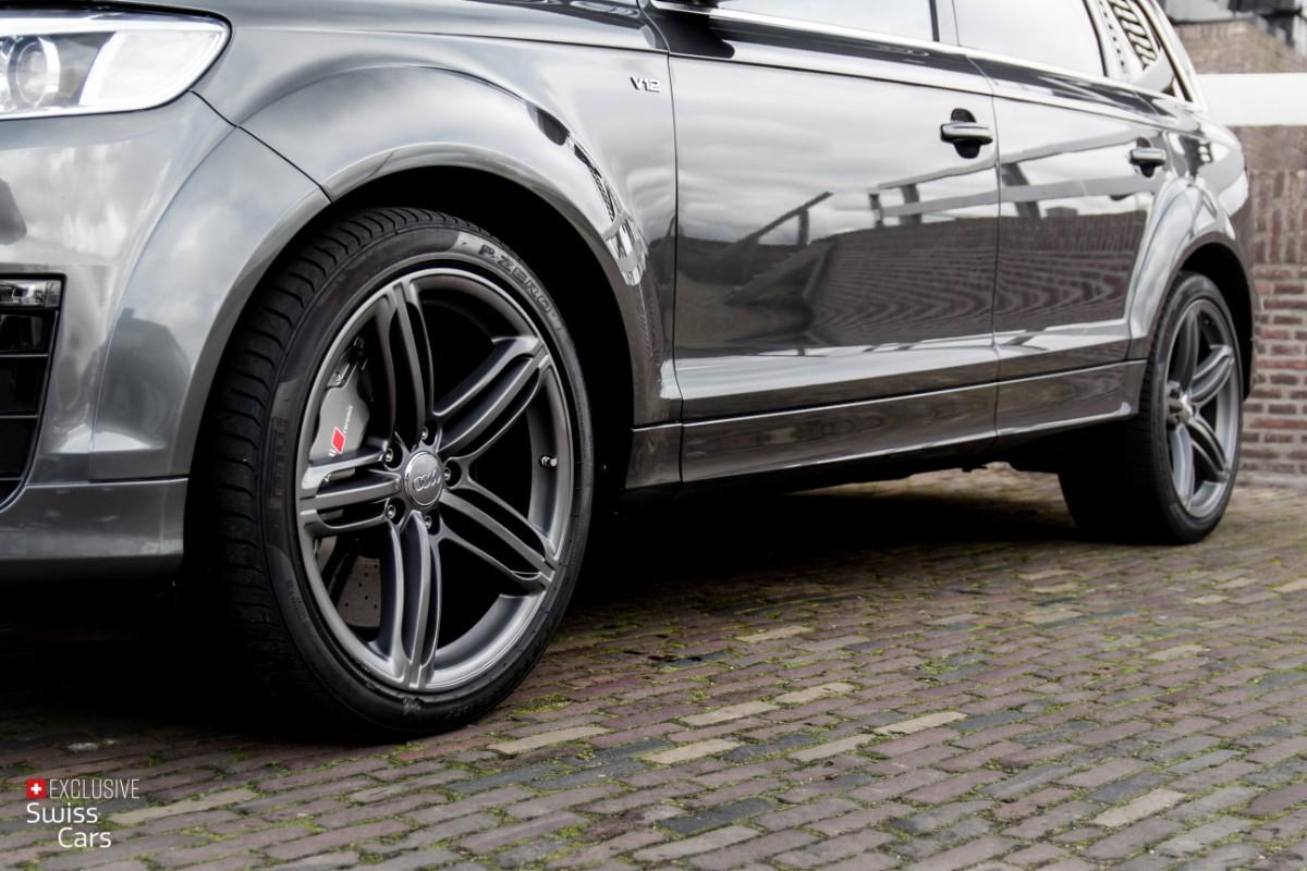 ORshoots - Exclusive Swiss Cars - Audi Q7 V12 - Met WM (8)