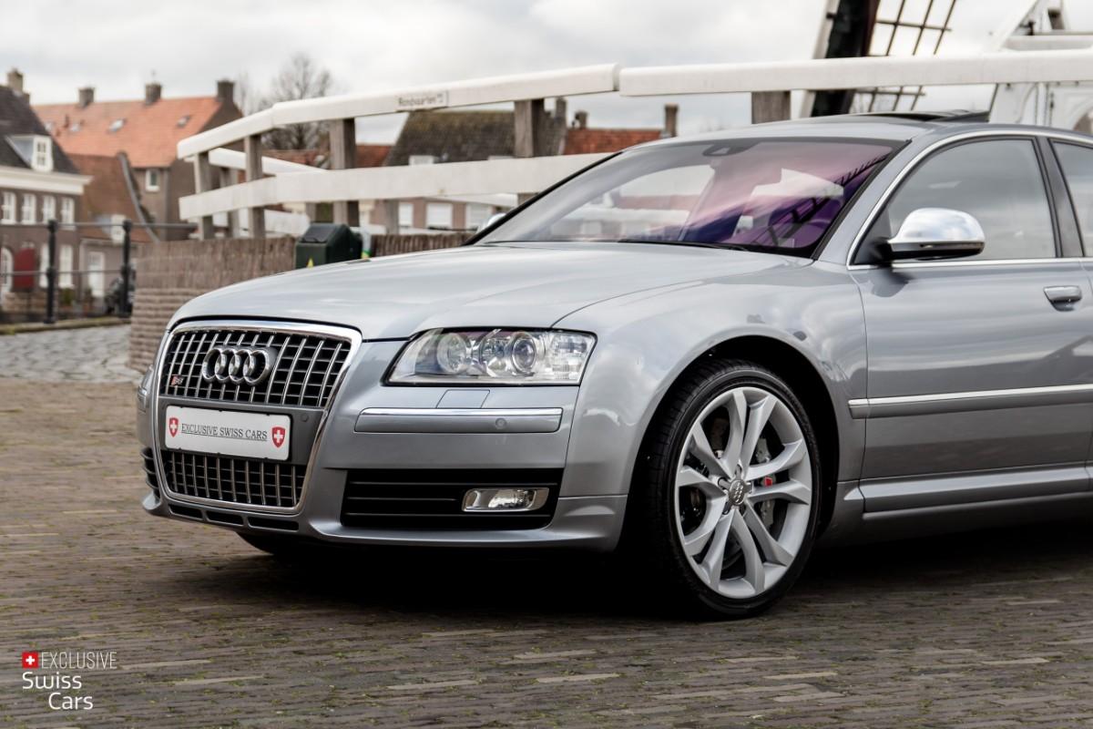 ORshoots - Exclusive Swiss Cars - Audi S8 - Met WM (2)
