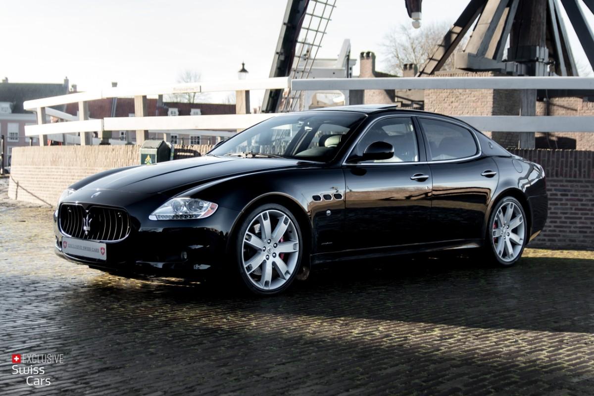 ORshoots - Exclusive Swiss Cars - Maserati Quattroporte - Met WM (1)