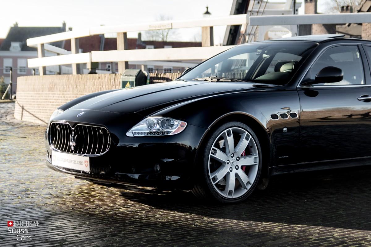 ORshoots - Exclusive Swiss Cars - Maserati Quattroporte - Met WM (2)