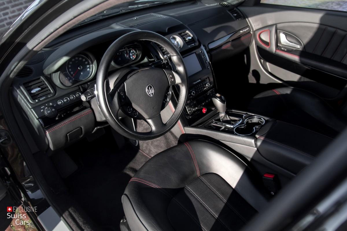 ORshoots - Exclusive Swiss Cars - Maserati Quattroporte - Met WM (21)