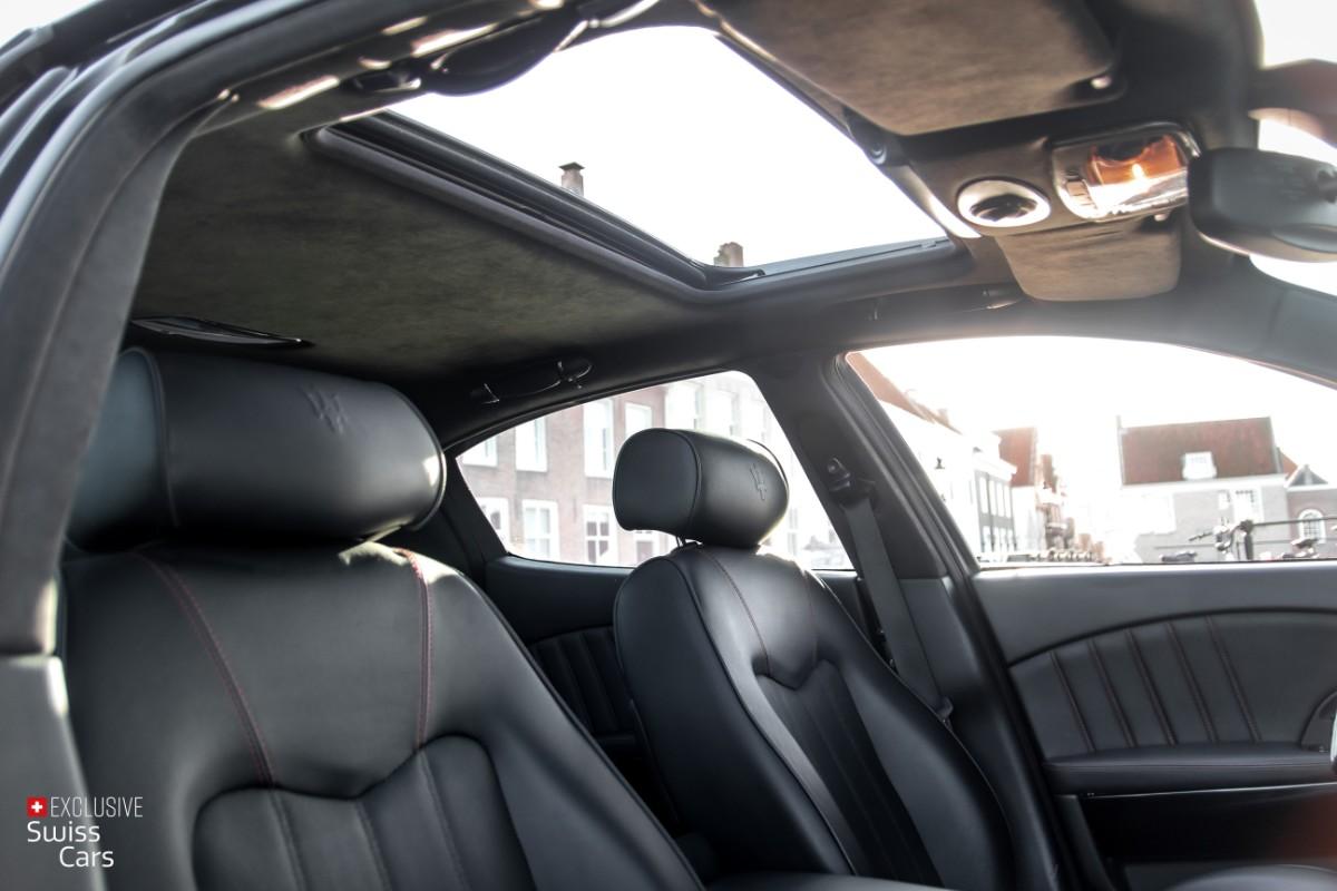 ORshoots - Exclusive Swiss Cars - Maserati Quattroporte - Met WM (43)