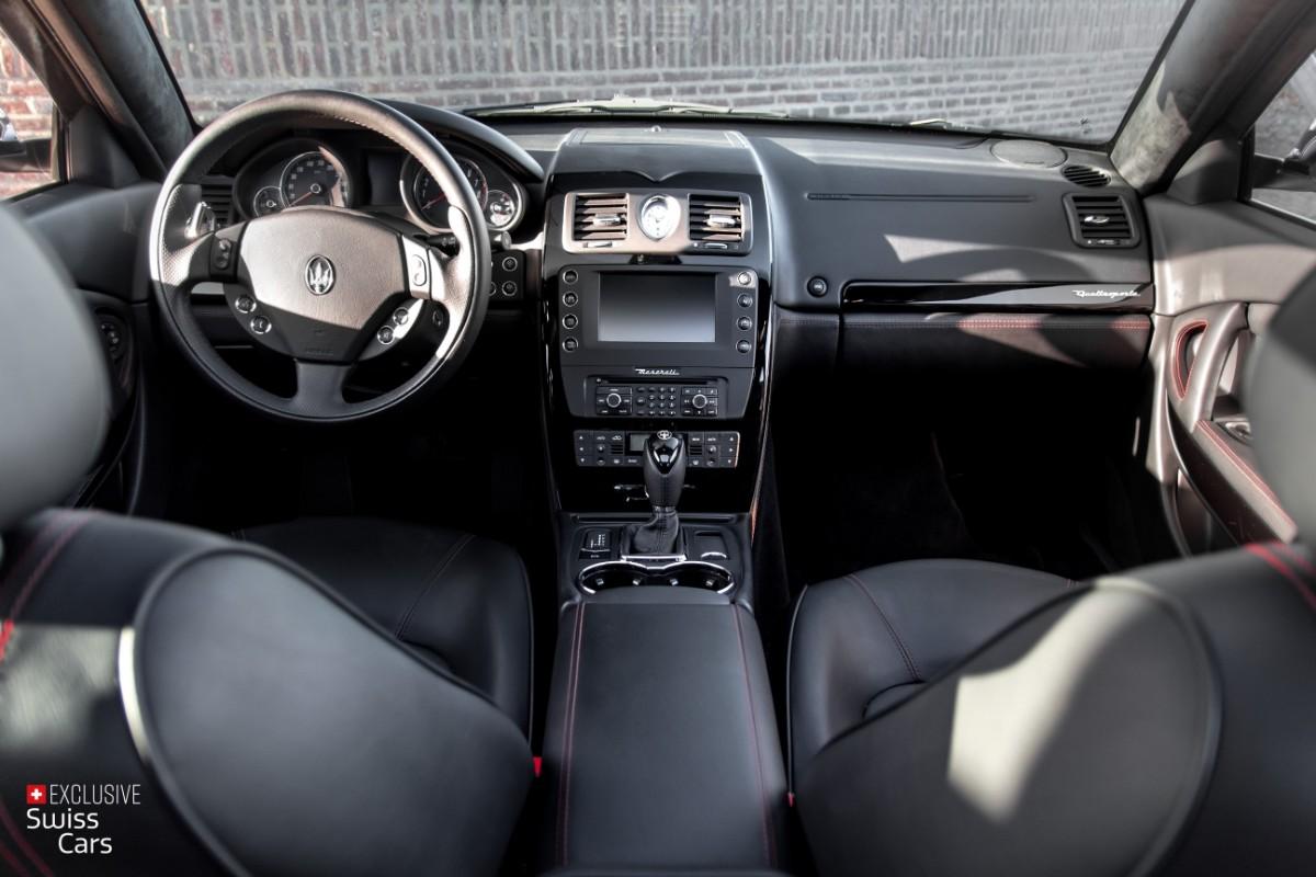 ORshoots - Exclusive Swiss Cars - Maserati Quattroporte - Met WM (44)