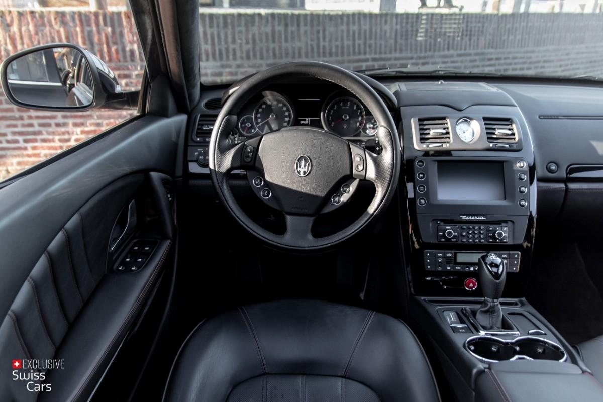 ORshoots - Exclusive Swiss Cars - Maserati Quattroporte - Met WM (46)