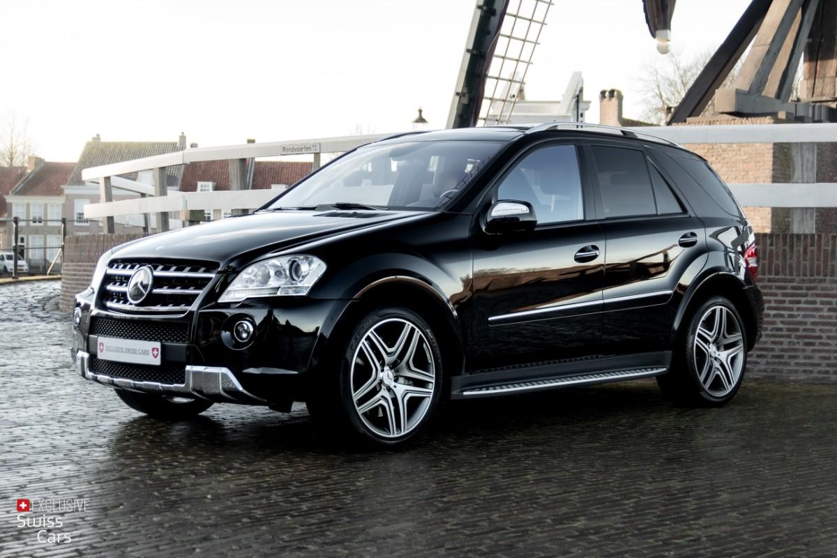 ORshoots - Exclusive Swiss Cars - Mercedes ML63 AMG - Met WM (1)