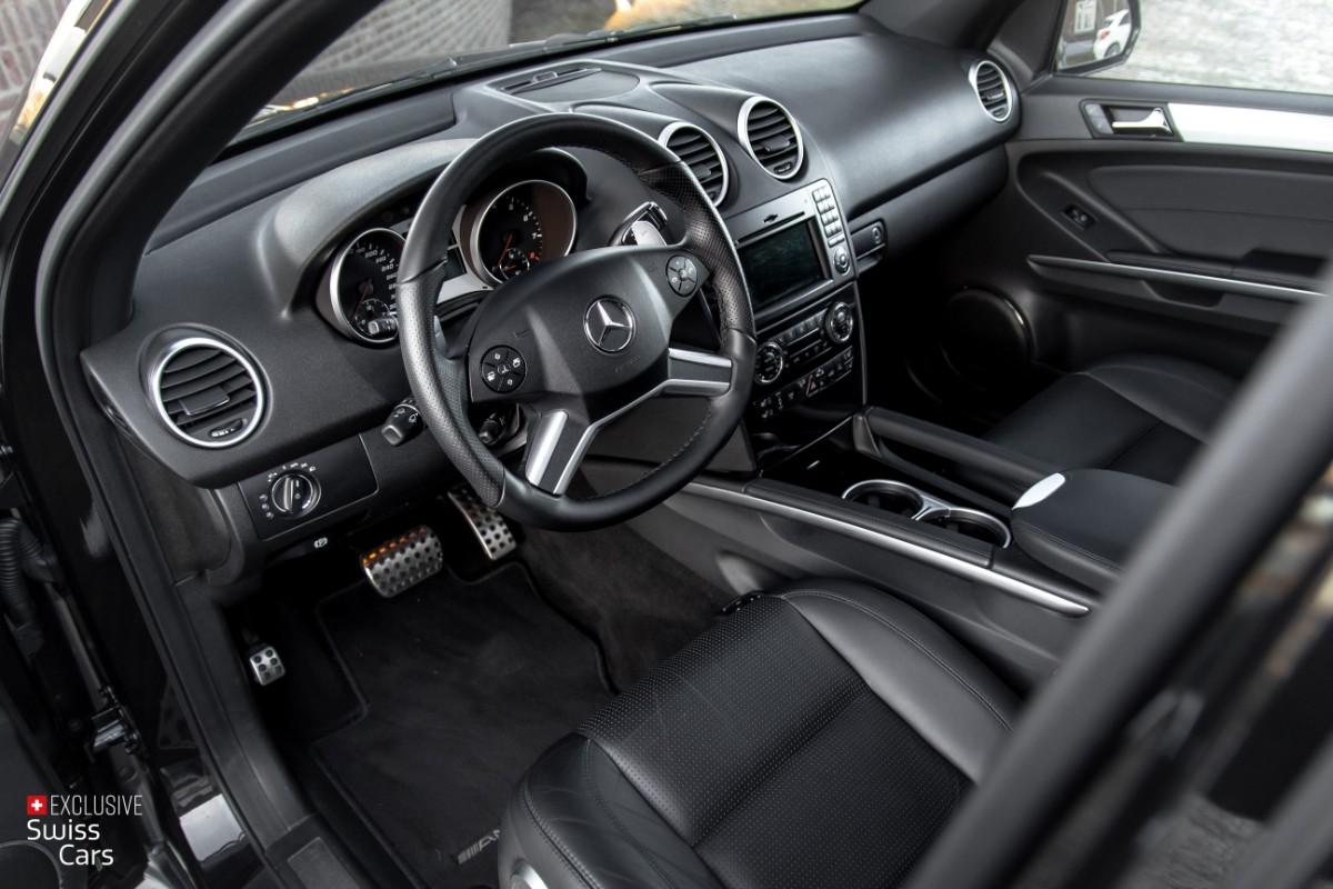 ORshoots - Exclusive Swiss Cars - Mercedes ML63 AMG - Met WM (23)