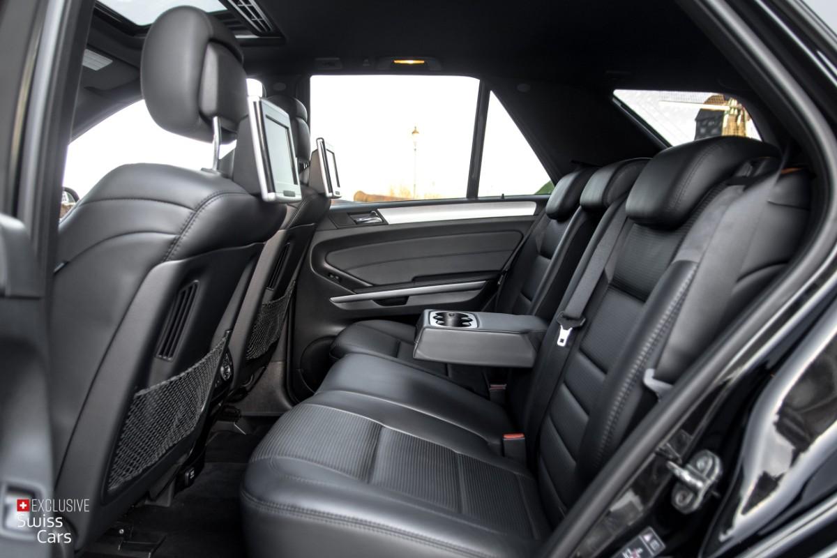 ORshoots - Exclusive Swiss Cars - Mercedes ML63 AMG - Met WM (35)