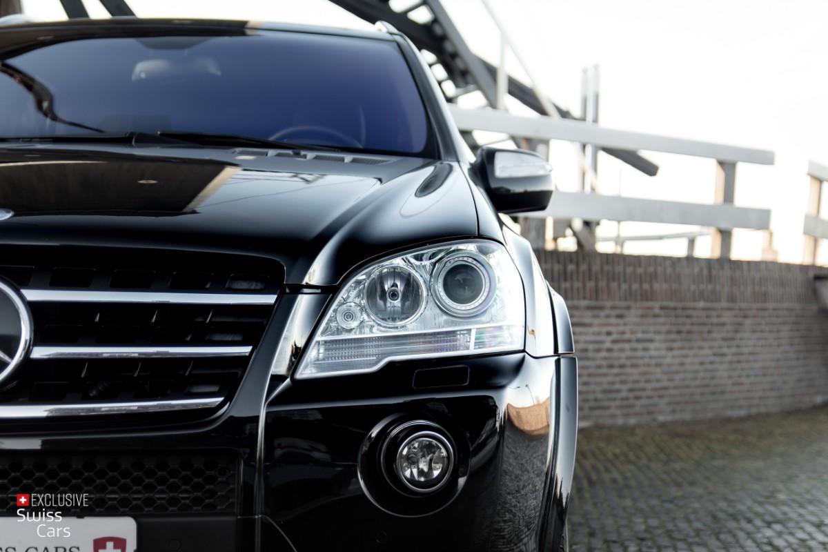 ORshoots - Exclusive Swiss Cars - Mercedes ML63 AMG - Met WM (4)