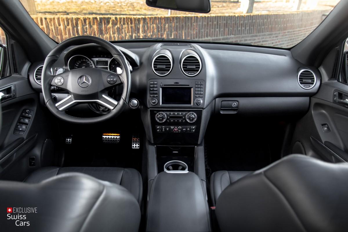 ORshoots - Exclusive Swiss Cars - Mercedes ML63 AMG - Met WM (45)