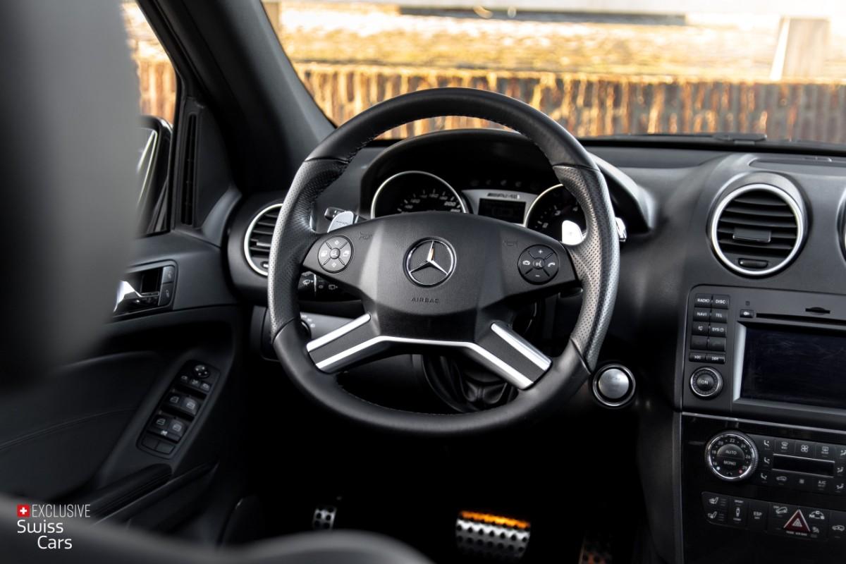 ORshoots - Exclusive Swiss Cars - Mercedes ML63 AMG - Met WM (46)