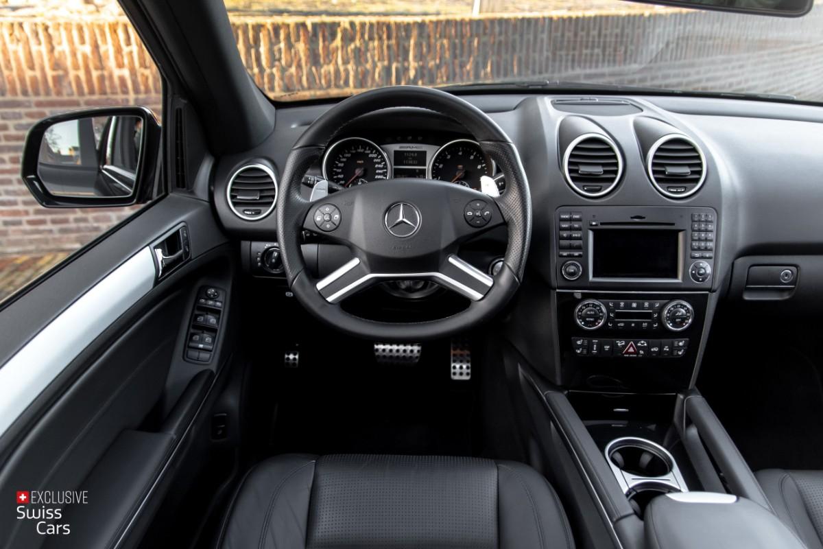 ORshoots - Exclusive Swiss Cars - Mercedes ML63 AMG - Met WM (47)