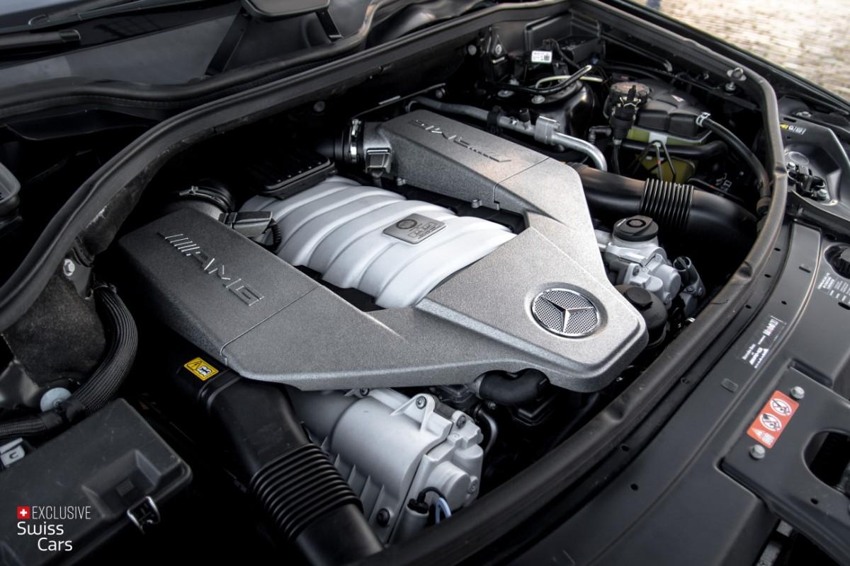 ORshoots - Exclusive Swiss Cars - Mercedes ML63 AMG - Met WM (49)
