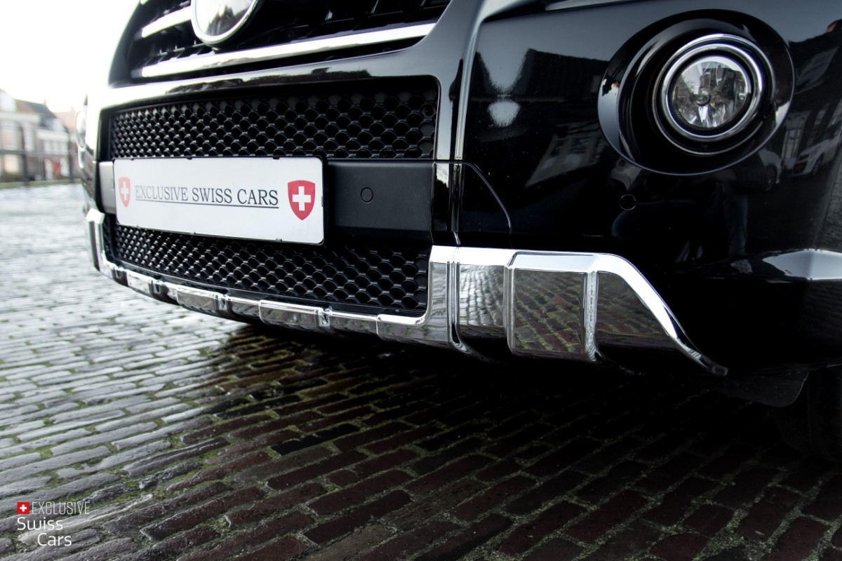 ORshoots - Exclusive Swiss Cars - Mercedes ML63 AMG - Met WM (6)