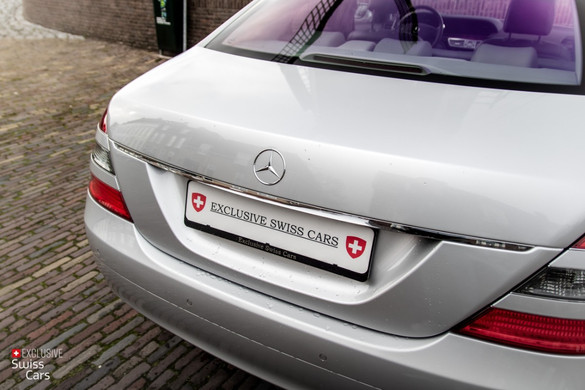 ORshoots - Exclusive Swiss Cars - Mercedes S-Klasse - Met WM (17)