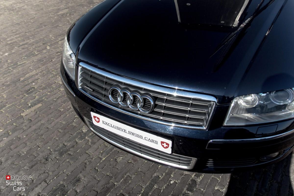 ORshoots - Exclusive Swiss Cars - Audi A8 - Met WM (5)