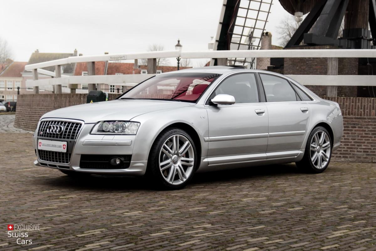 ORshoots - Exclusive Swiss Cars - Audi S8 - Met WM (1)