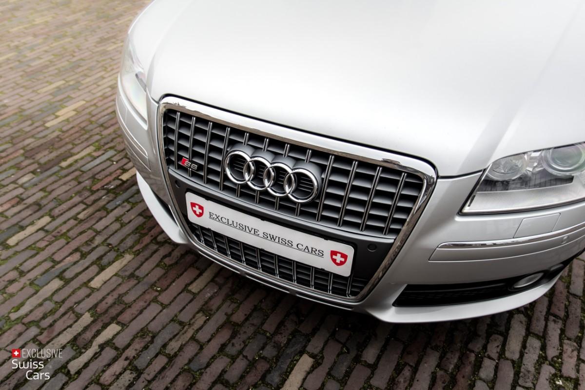 ORshoots - Exclusive Swiss Cars - Audi S8 - Met WM (5)