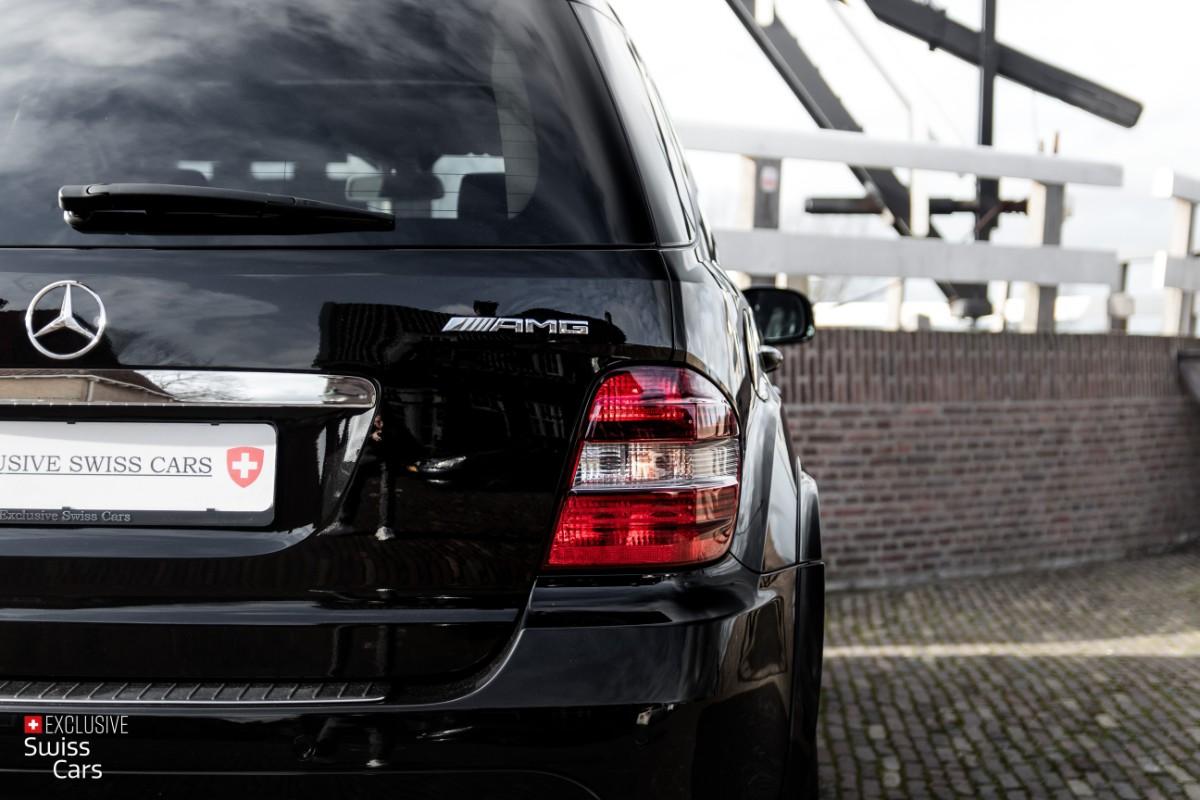 ORshoots - Exclusive Swiss Cars - Mercedes ML63 AMG - Met WM (17)