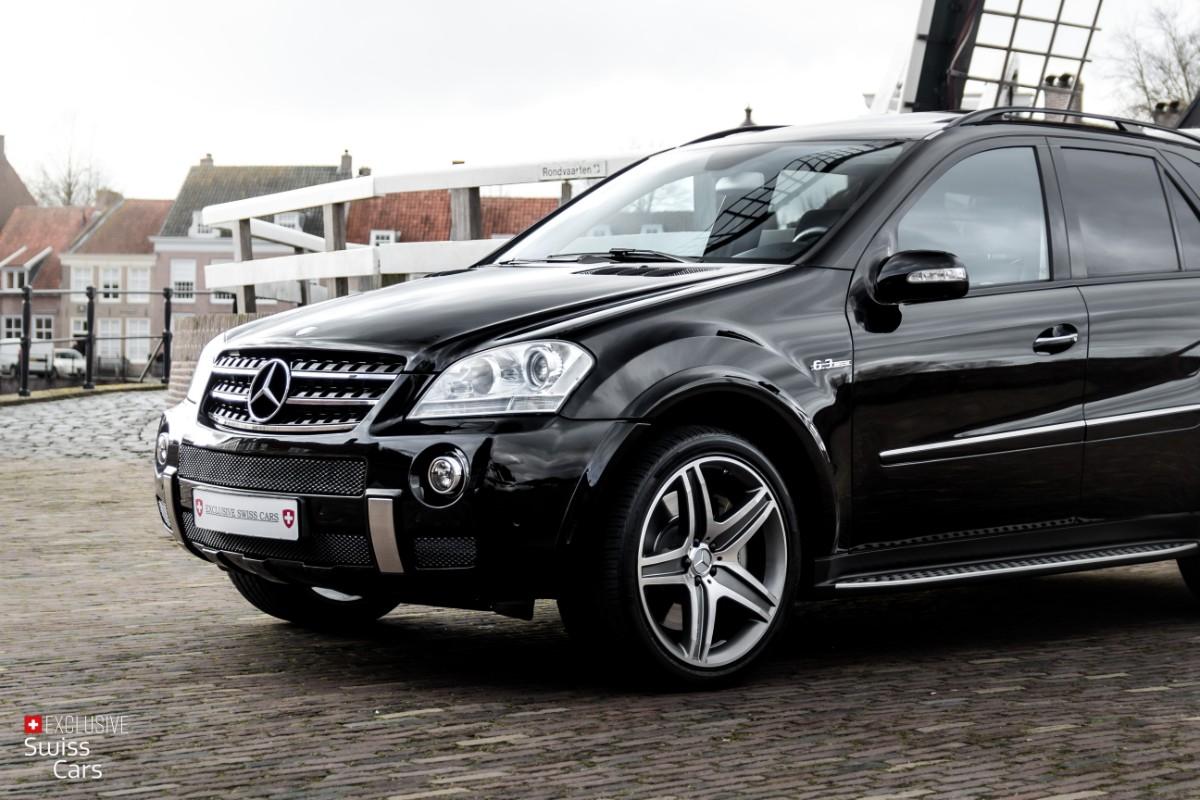 ORshoots - Exclusive Swiss Cars - Mercedes ML63 AMG - Met WM (2)