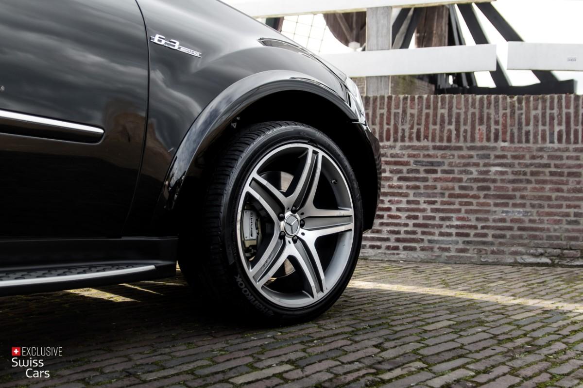 ORshoots - Exclusive Swiss Cars - Mercedes ML63 AMG - Met WM (20)