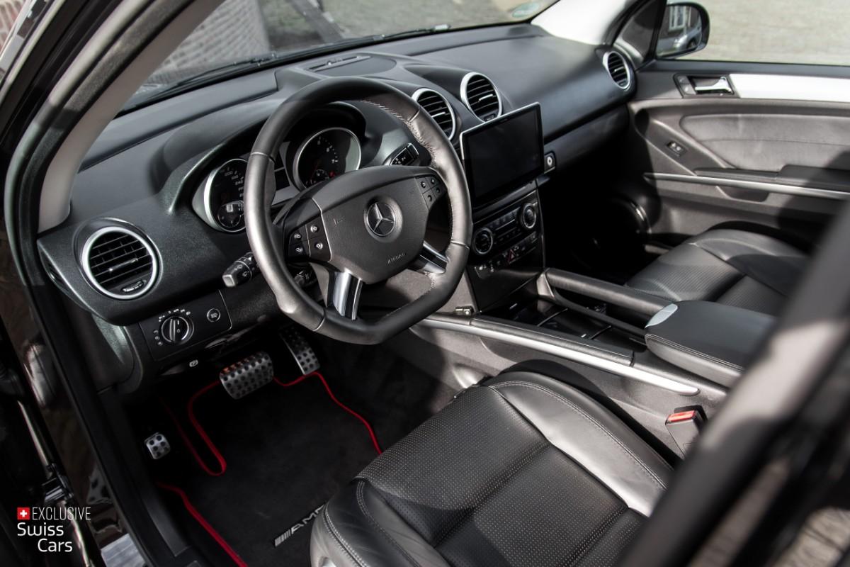 ORshoots - Exclusive Swiss Cars - Mercedes ML63 AMG - Met WM (21)