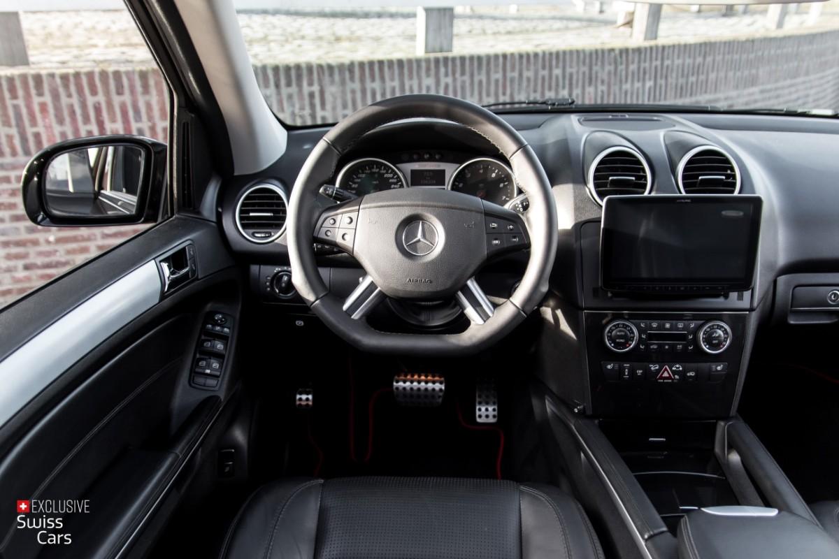 ORshoots - Exclusive Swiss Cars - Mercedes ML63 AMG - Met WM (43)