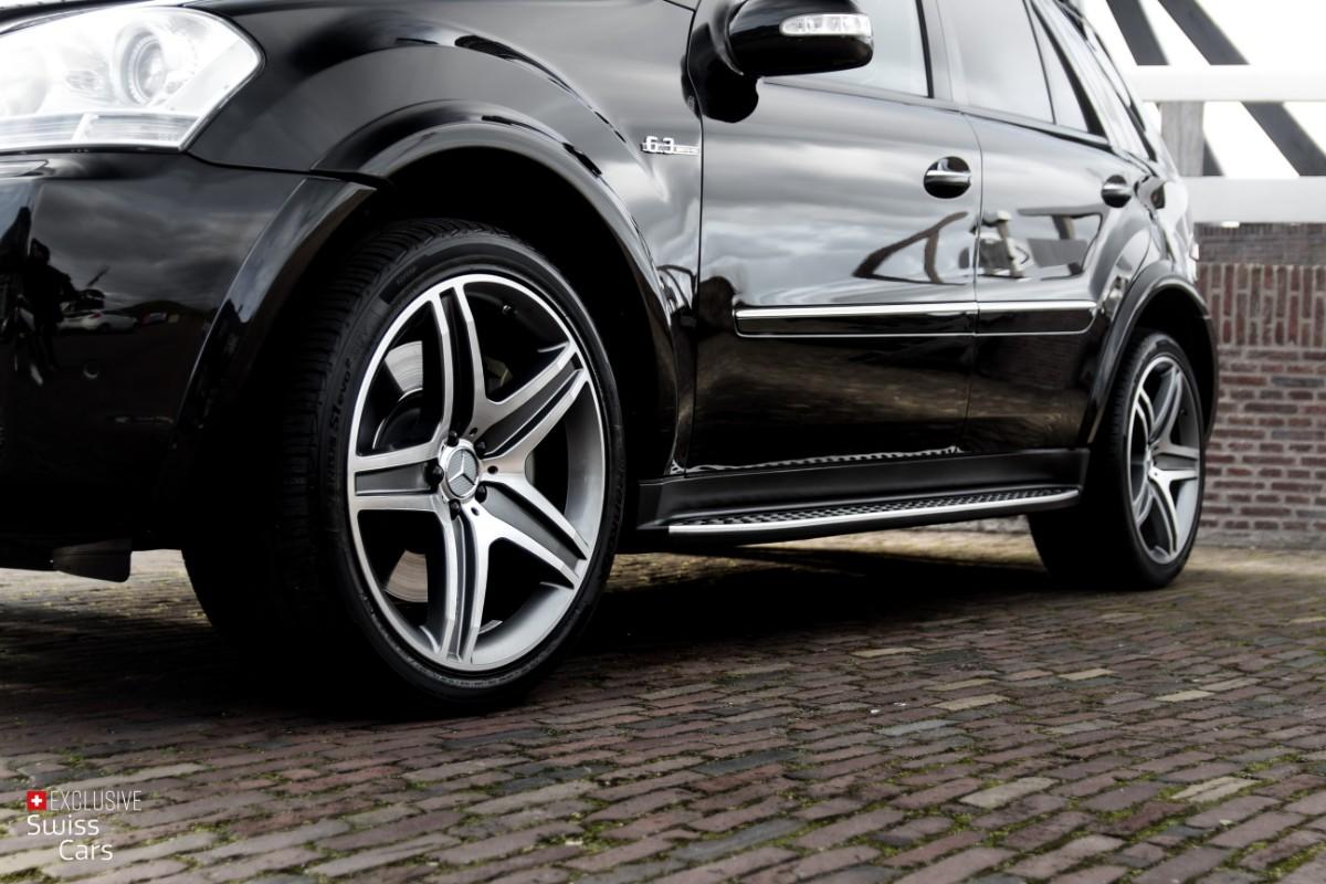 ORshoots - Exclusive Swiss Cars - Mercedes ML63 AMG - Met WM (7)