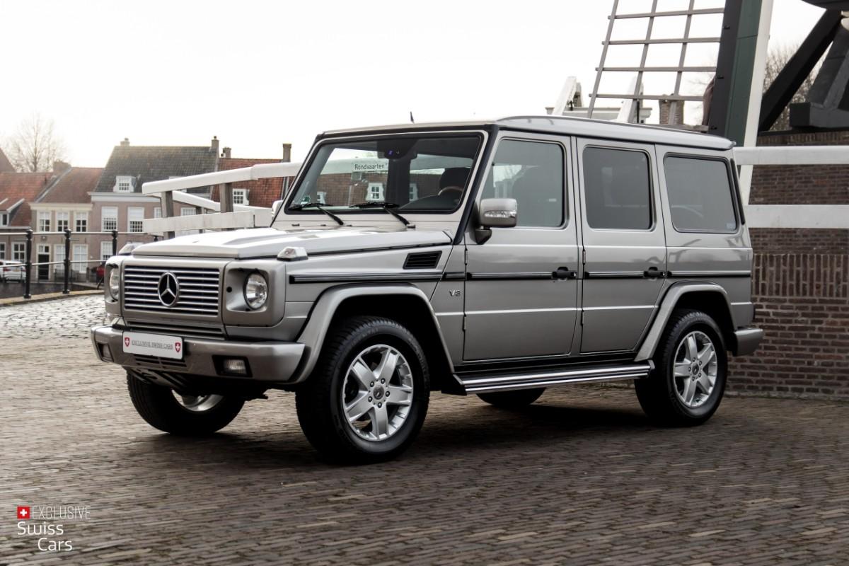 ORshoots - Exclusive Swiss Cars - Mercedes G500 - Met WM (1)