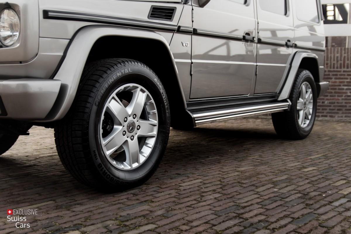 ORshoots - Exclusive Swiss Cars - Mercedes G500 - Met WM (13)