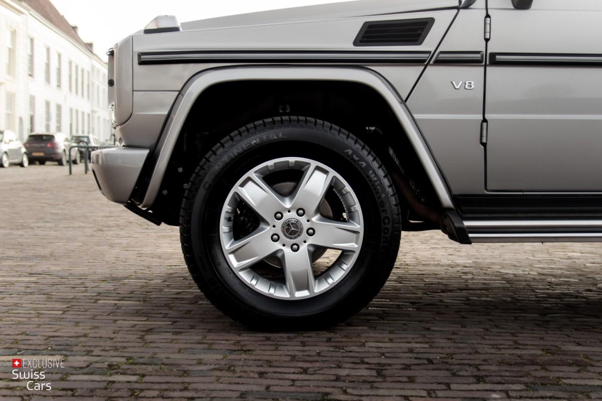 ORshoots - Exclusive Swiss Cars - Mercedes G500 - Met WM (14)