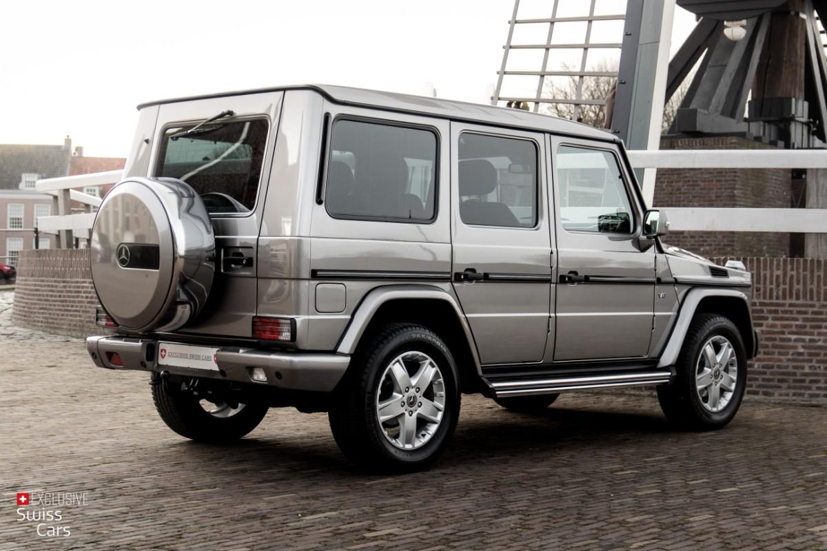 ORshoots - Exclusive Swiss Cars - Mercedes G500 - Met WM (15)