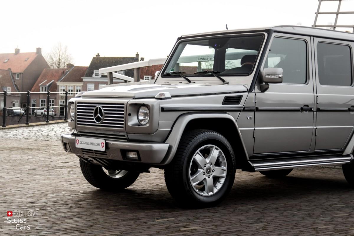 ORshoots - Exclusive Swiss Cars - Mercedes G500 - Met WM (2)