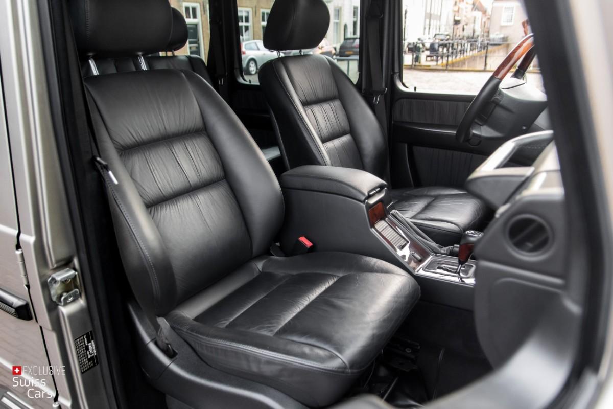 ORshoots - Exclusive Swiss Cars - Mercedes G500 - Met WM (34)