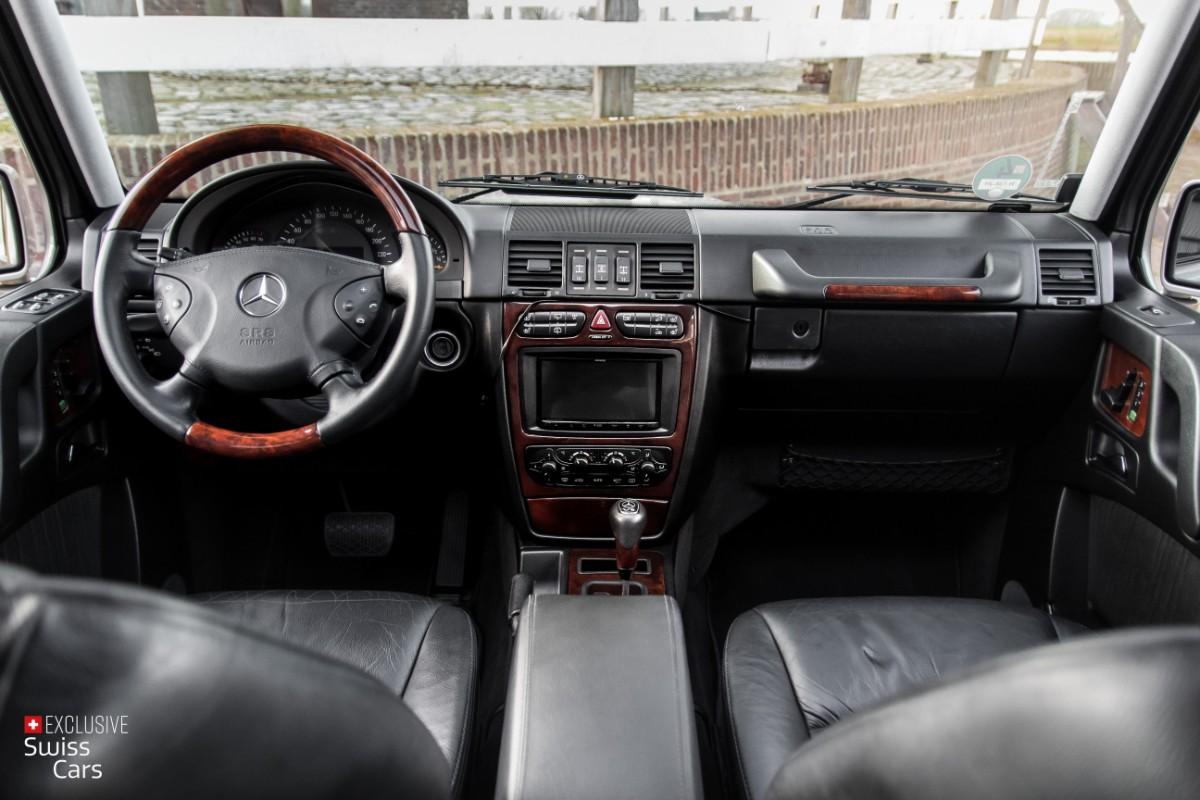 ORshoots - Exclusive Swiss Cars - Mercedes G500 - Met WM (38)