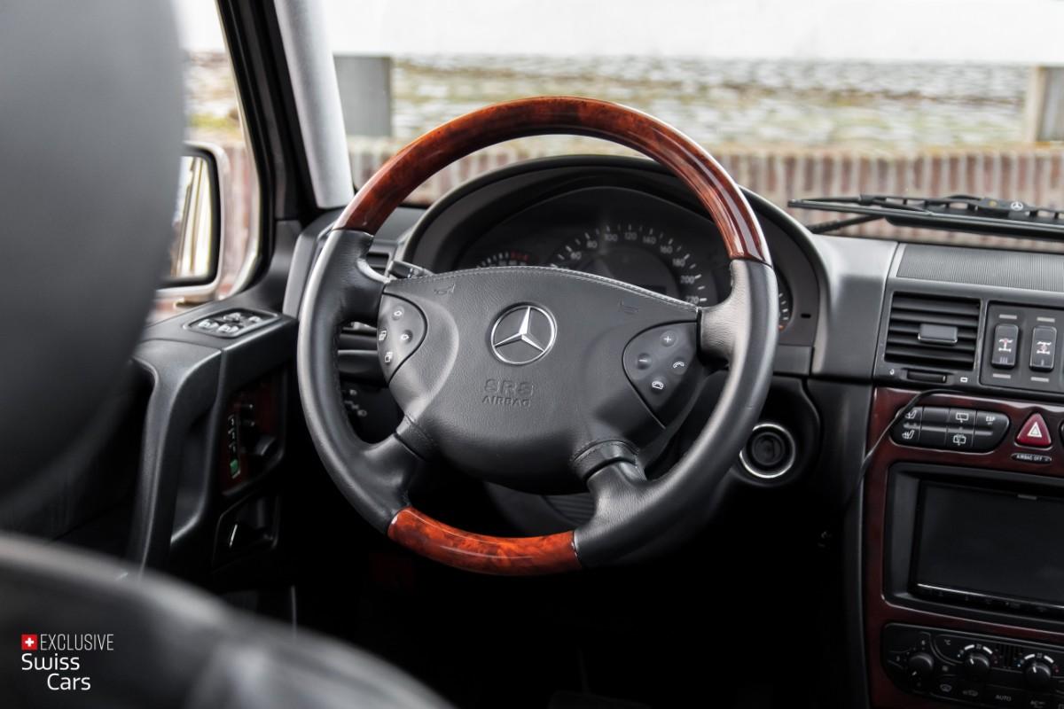ORshoots - Exclusive Swiss Cars - Mercedes G500 - Met WM (39)